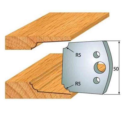 Obrázok pre výrobcu Profilový nôž 50 mm F026-579 + obmedzovač F027-579