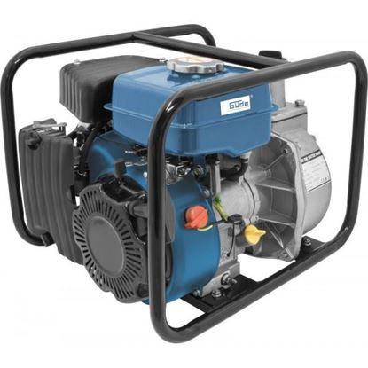 Obrázok pre výrobcu Güde Motorové čerpadlo na vodu GMP 15.22 SET 94503