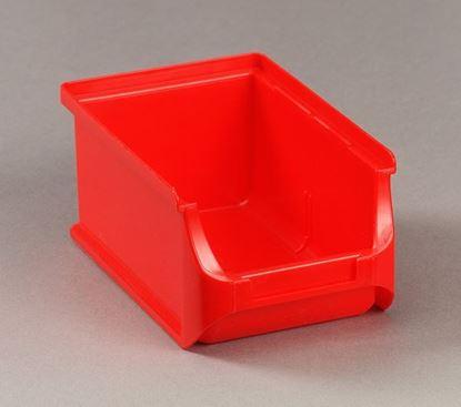 Obrázok pre výrobcu ALLIT PROFIPLUS BOX 2 červený plastový zásobnik 456205