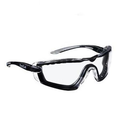 Obrázok pre výrobcu Ochranné okuliare COBRA PC AS AF číre s penou 0501055481997