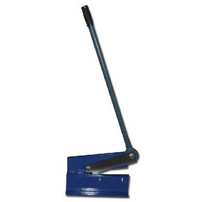 Obrázok pre výrobcu Nožnice pákové na strihanie pásoviny 150 mm 080042