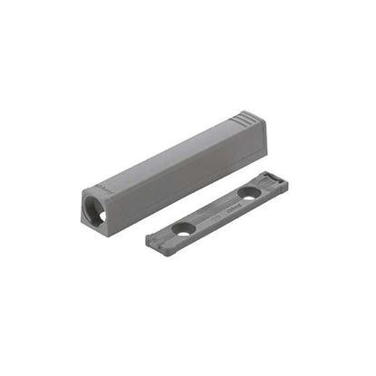 Obrázok pre výrobcu TIP-ON BLUM adaptér dlhý priamy 956A1201 sivý / biely