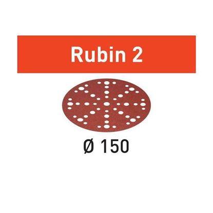 Obrázok pre výrobcu FESTOOL brúsny výsek 150/48mm RUBIN2