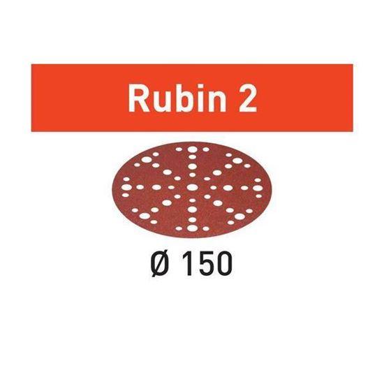 Obrázok FESTOOL brúsny výsek 150/48mm RUBIN2