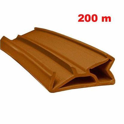 Obrázok pre výrobcu Tesnenie okenné DEVENTER SV12 bal. 200 m