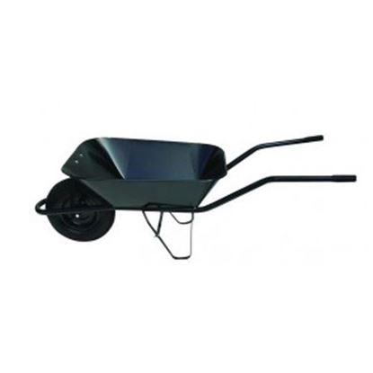 Obrázok pre výrobcu PROTECO fúrik nafukovacie koleso, čierny 60L 10.86-KRN-60-CER