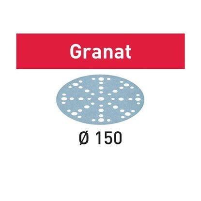 Obrázok pre výrobcu FESTOOL brúsny výsek 150/48 mm GRANAT