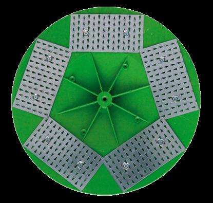 Obrázok pre výrobcu EIBENSTOCK 37724000 disk škrabací na EPG 400