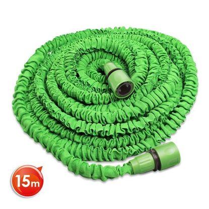 Obrázok pre výrobcu Globiz flexibilná hadica na polievanie 15 m 11348A