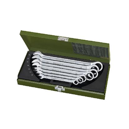 Obrázok pre výrobcu Sada očko-vidlicových račňových kľúčov 7dl. PROXXON MicroSpeeder 23275