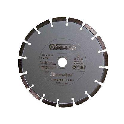 Obrázok pre výrobcu SONNENFLEX Diamantový kotúč Universal Laser na betón