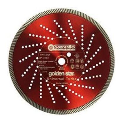 Obrázok pre výrobcu Diamantový kotúč SONNENFLEX Universal Turbo 810