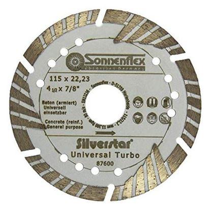 Obrázok pre výrobcu SONNENFLEX Diamantový kotúč Universal Turbo 876