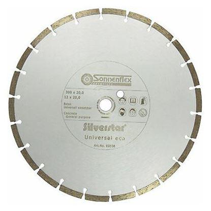 Obrázok pre výrobcu Diamantový kotúč SONNENFLEX Universal Eco na betón