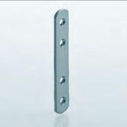 Obrázok pre výrobcu KESSEBÖHMER spojovací pás 20 x 3 x 110 mm 33600650/0214.0005