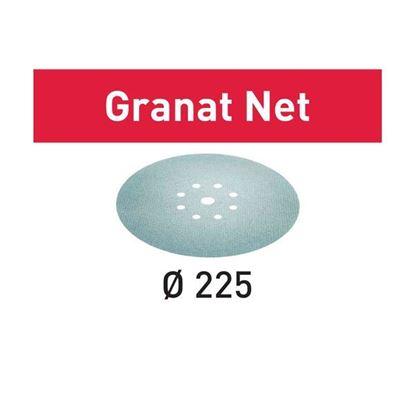 Obrázok pre výrobcu FESTOOL brúsny výsek sieťový 225 mm GRANAT NET 1 ks