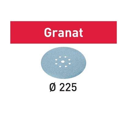 Obrázok pre výrobcu FESTOOL brúsny výsek 225/8 GRANAT