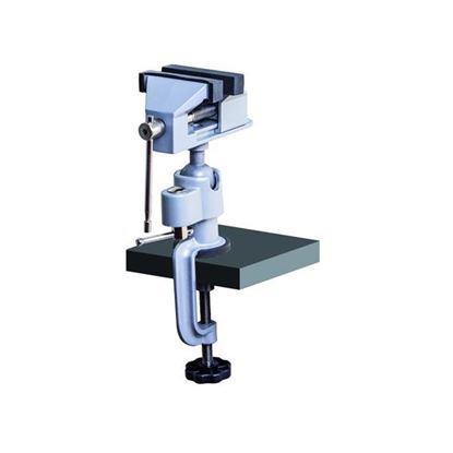 Obrázok pre výrobcu PROTECO  zverák stolový 70 mm so svorkou 10.150-073-S