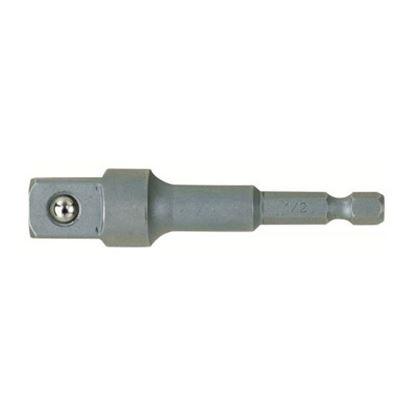 """Obrázok pre výrobcu PROXXON 23460 adaptér na el. skrutkovač 4-hran 1/2"""""""