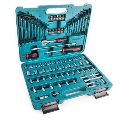 Obrázok pre výrobcu MAKITA P-46470 91-dielna sada vrtákov / skrutkovacích hrotov a gola kľúčov