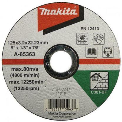 Obrázok pre výrobcu MAKITA A-89735 rezný kotúč na kov a kameň  305 x 3 x 25,4 mm