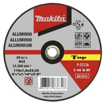 Obrázok pre výrobcu MAKITA P-53132 rezný kotúč na hliník 230 x 22 x 2 mm