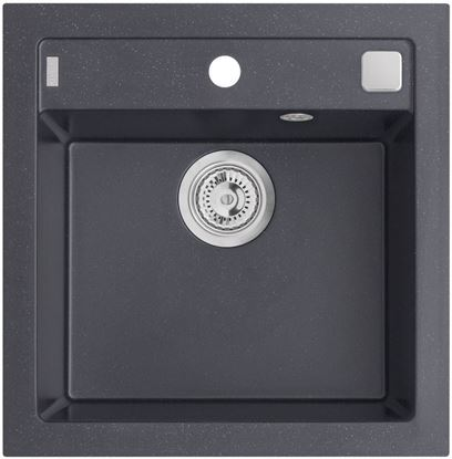 Obrázok pre výrobcu Alveus Formic 20 granitový drez 520 x 510 mm