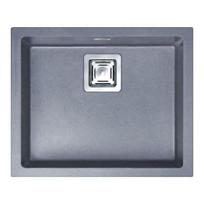 Obrázok pre výrobcu Alveus QUADRIX 50 granitový drez 560 x 460 mm