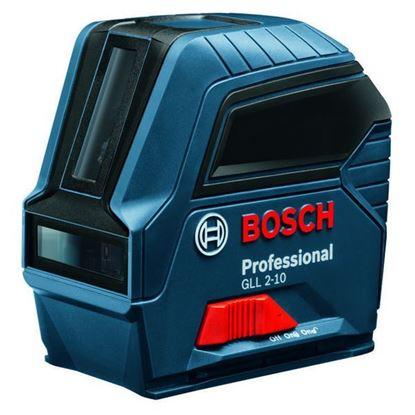 Obrázok pre výrobcu BOSCH GLL 2-10 Professional líniový laser 0601063L00