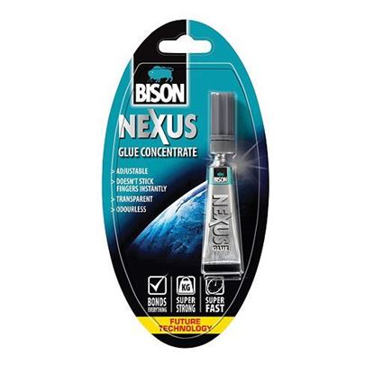 Obrázok pre výrobcu Lepidlo BISON NEXUS 7g 020074