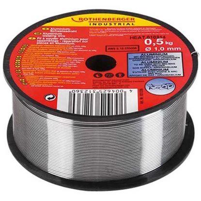 Obrázok pre výrobcu Rothenberger - hliníkový zvárací drôt 1,0 mm / 0,5 kg