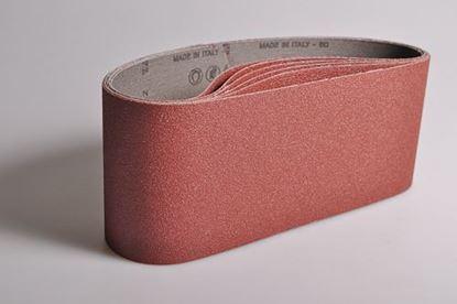 Obrázok pre výrobcu Nekonečný brúsny papier 100 x 690 mm