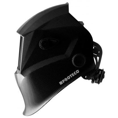 Obrázok pre výrobcu PROTECO kukla zváracia samostmievacia P600E+C carbón DOPREDAJ