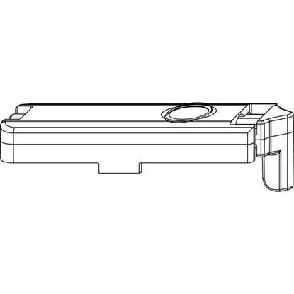 Obrázok pre výrobcu MACO balkónová záskočka / záklapka M201168