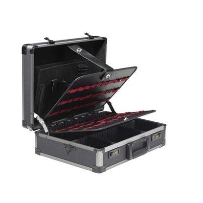 Obrázok pre výrobcu Allit Kufor na náradie 420210, hliník 475 x 380 x 170 mm DOPREDAJ