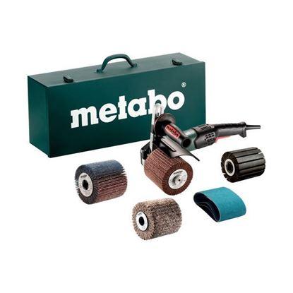 Obrázok pre výrobcu METABO Satinovacia brúska / hladička SE 17-200 RT SET 602259500