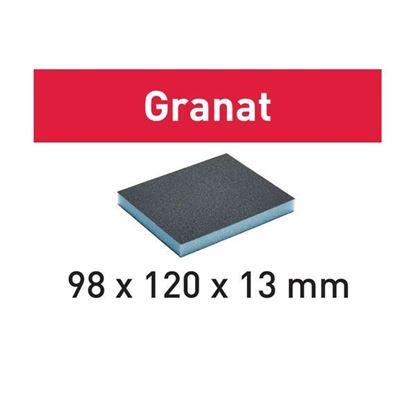 Obrázok pre výrobcu FESTOOL brúsna špongia 98x120x13 mm GRANAT 1ks