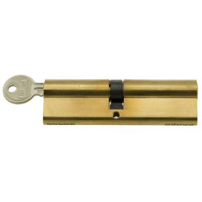 Obrázok pre výrobcu Obyčajná cylindrická vložka mosadz 3kl