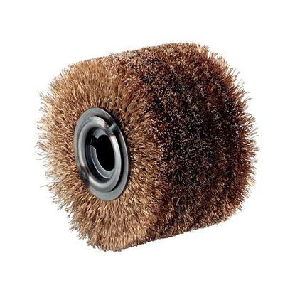 Obrázok pre výrobcu METABO kefa z oceľového drôtu 100 x 70 mm 623501000