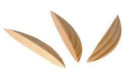Obrázok pre výrobcu Zásmolky, vyšparovacie lodičky /balenie 1000ks/