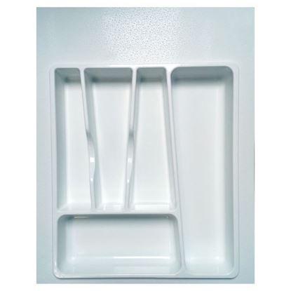 Obrázok pre výrobcu SAMET príborník biely