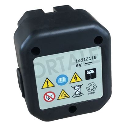 Obrázok pre výrobcu KMR klincovačka - akumulátor  6V 14512116