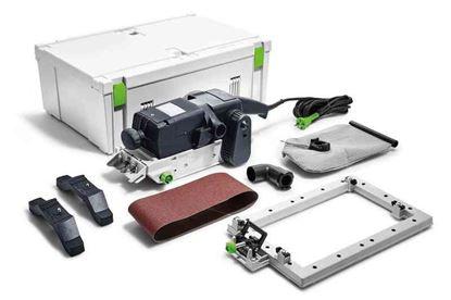 Obrázok pre výrobcu FESTOOL brúska pásová BS 105 E-Set 575768