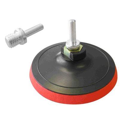 Obrázok pre výrobcu EXTOL unášač na zips 125 mm M14 + stopka 108530
