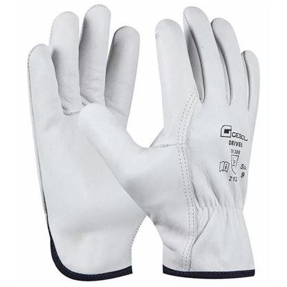 Obrázok pre výrobcu GEBOL kožené rukavice DRIVER 709215 č.10