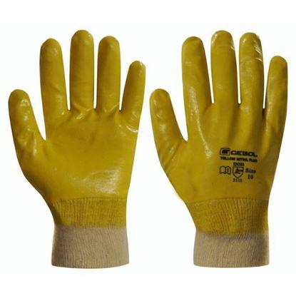 Obrázok pre výrobcu GEBOL rukavice NITRIL PLUS 709511 č.10