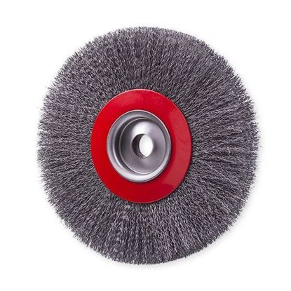 Obrázok pre výrobcu KART drôtený kartáč okružný 7026 200mm oceľ DOPREDAJ