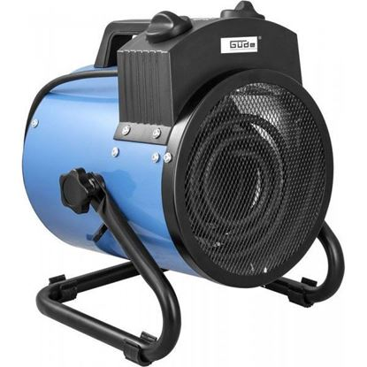 Obrázok pre výrobcu Güde Elektrický ohrievač GEH 2000 85123