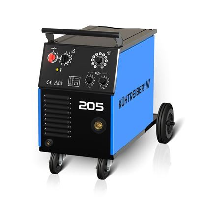 Obrázok pre výrobcu Kühtreiber KIT 205 Zváračka MIG/MAG