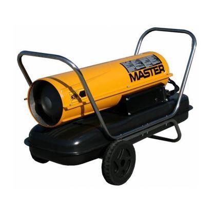 Obrázok pre výrobcu MASTER B150 CED ohrievač na naftu